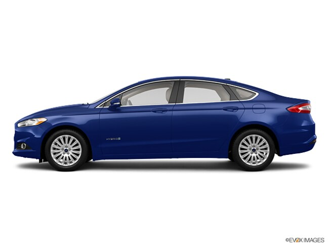 Used 2013 Ford Fusion Hybrid SE Sedan Near Atlanta