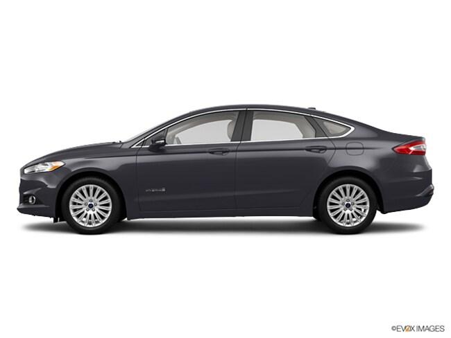 2013 Ford Fusion Titanium Hybrid Sedan