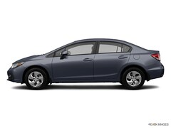 Used 2013 Honda Civic LX Sedan Bennington VT
