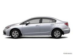 2013 Honda Civic 4dr Auto LX Car
