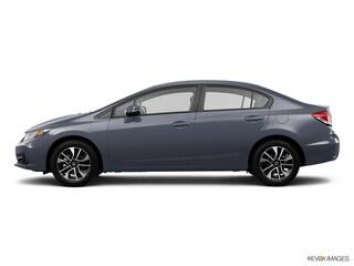 Used 2013 Honda Civic EX Sedan for sale near Warwick RI