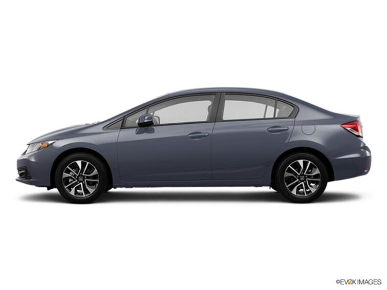 Used 2013 Honda Civic EX Sedan for sale in Waldorf, MD