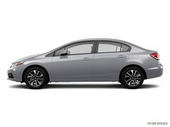 2013 Honda Civic 4dr Auto EX Pzev Car