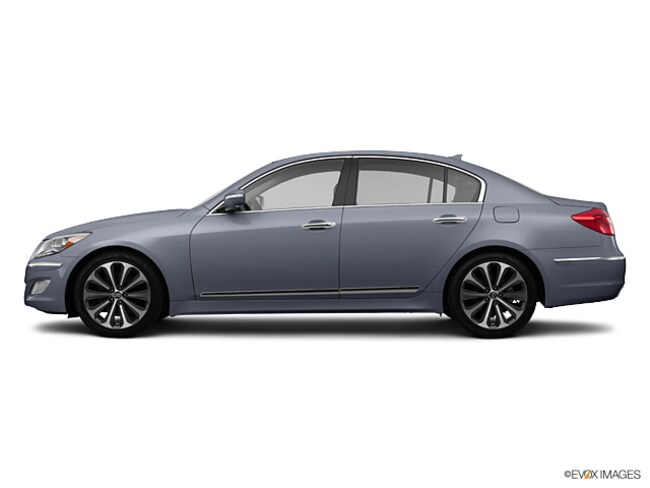 2013 Hyundai Genesis 5.0 R-Spec Sedan
