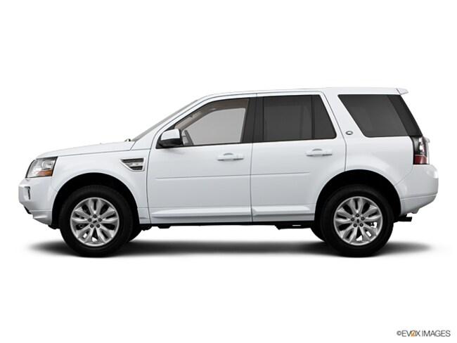 2013 Land Rover LR2 SUV