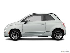 used 2013 FIAT 500c Lounge Convertible for sale in Bartlesville