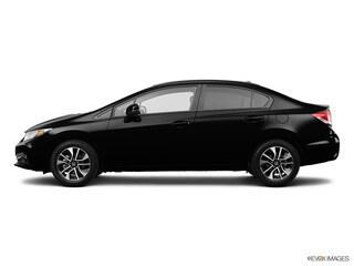 2013 Honda Civic EX-L w/Navi Sedan