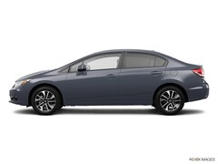 2013 Honda Civic EX-L Sedan