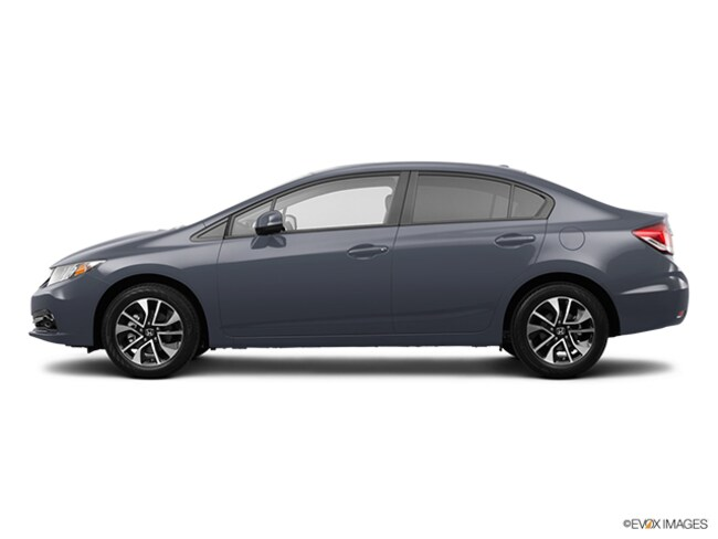 2013 Honda Civic Sdn EX-L Sedan