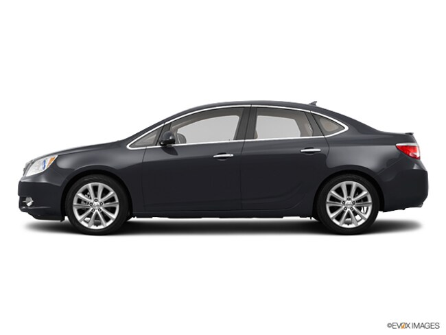 Pre-Owned 2013 Buick Verano Leather Group Sedan for sale in Hobart, IN