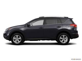 2013 Toyota RAV4 4WD XLE SUV