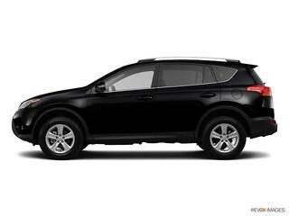 Used 2013 Toyota RAV4 XLE Sport Utility A271440A near Auburn, MA