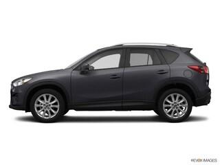 2014 Mazda CX-5 Touring AWD  Auto Touring JM3KE4CY4E0345582