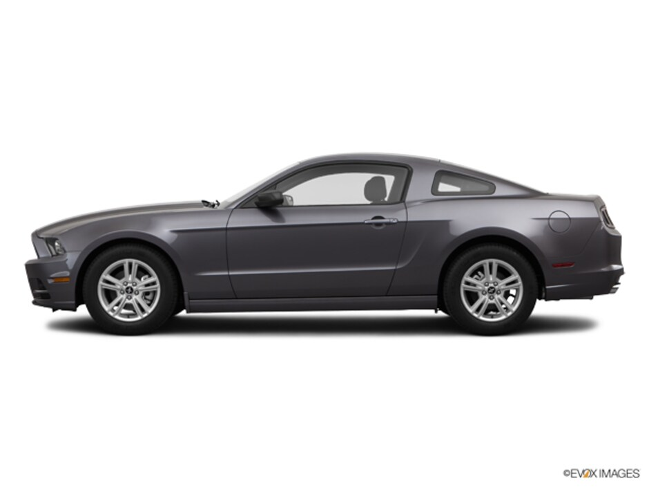 Used 2014 Ford Mustang Coupe Lamesa