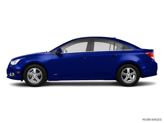2013 Chevrolet Cruze LT w/1FL Sedan