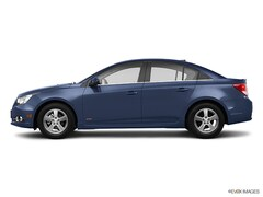 Bargain Used 2013 Chevrolet Cruze 1LT Auto Sedan under $15,000 for Sale in Ithaca, NY