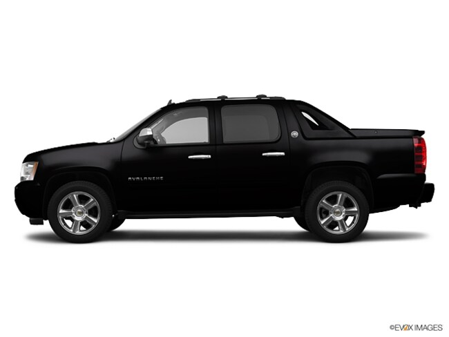 2013 Chevrolet Avalanche LT Black Diamond Truck Crew Cab