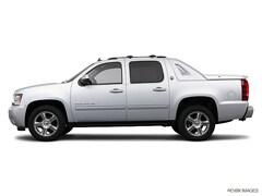 2013 Chevrolet Avalanche LT 4WD Crew Cab LT
