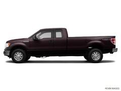 2013 Ford F-150 XLT 4x4 Truck 4WD SuperCab 145 XLT