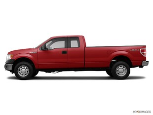 2013 Ford F-150 Lariat SuperCab 4X4 Truck SuperCab