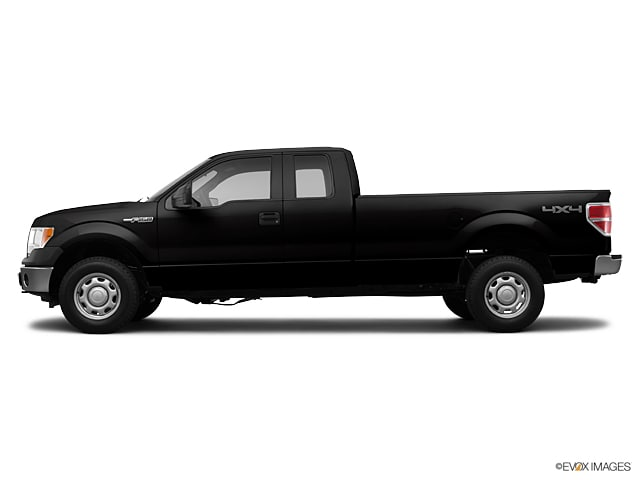 2013 Ford F-150 4x4 Supercab FX4 Pickup Truck