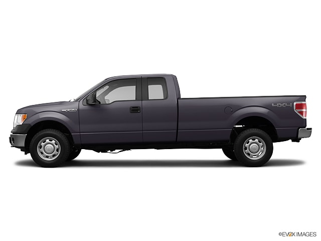 2013 Ford F-150 XLT Extended Cab Pickup