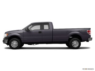 2013 Ford F-150 XL Extended Cab Pickup