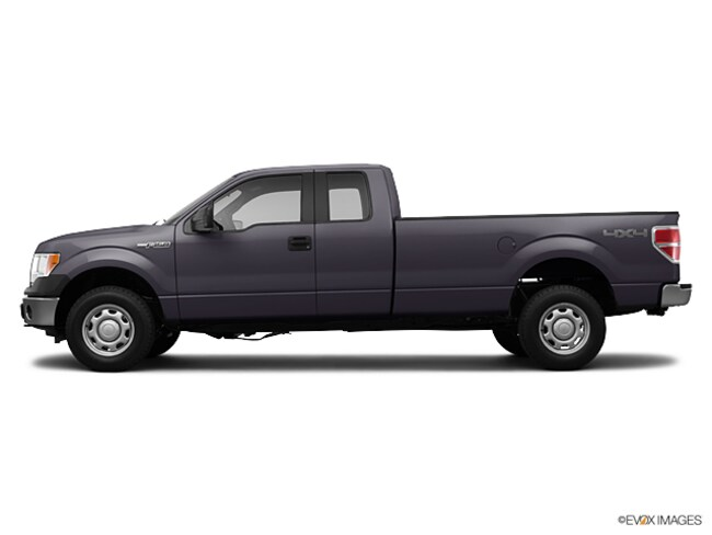 Used 2013 Ford F-150 XL Truck for sale in Anson TX