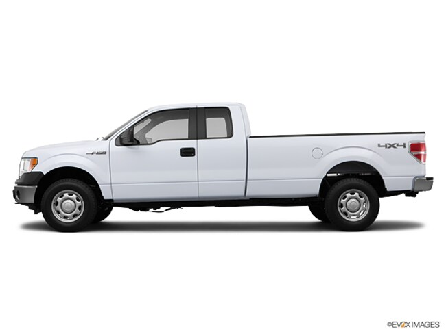 2013 Ford F-150 2WD Supercab 163 XL