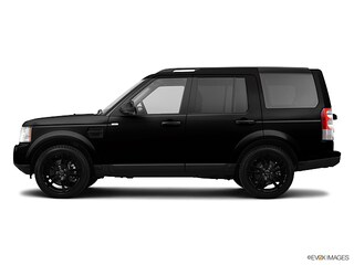 Used 2013 Land Rover LR4 4WD  LUX SUV in Knoxville, TN
