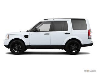 2013 Land Rover LR4 SUV