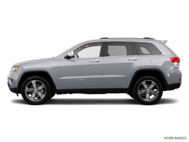 2014 Jeep Grand Cherokee Limited 4x4 SUV