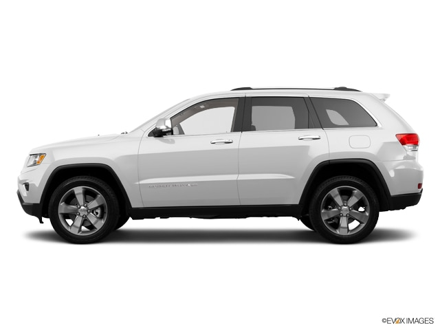 Used 2014 Jeep Grand Cherokee Limited SUV For Sale In American Fork, UT