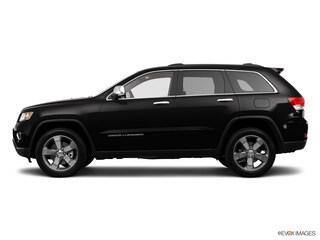 2014 Jeep Grand Cherokee Limited 4x4 SUV