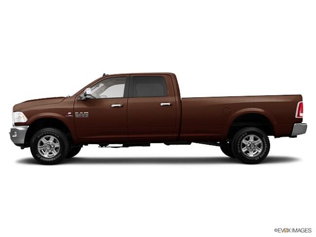 2013 Ram 2500 Laramie Truck Crew Cab