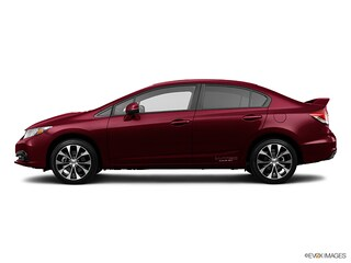 used 2013 Honda Civic Si Sedan 2HGFB6E52DH710709 for sale in New Bern