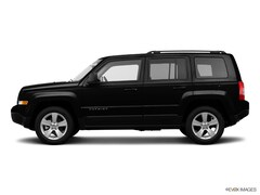 2014 Jeep Patriot 4WD  Latitude