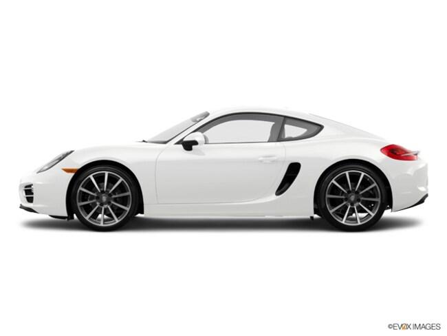 2014 Porsche Cayman 2dr Cpe Car