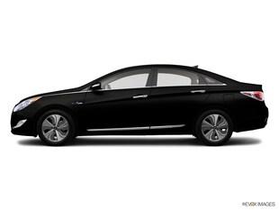 2013 Hyundai Sonata Hybrid Limited Sedan