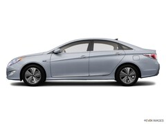 Used 2013 Hyundai Sonata Hybrid Limited Sedan KMHEC4A47DA101019 for sale in Albuquerque, NM