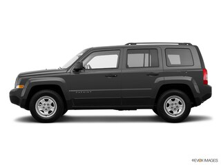 Pre-Owned 2014 Jeep Patriot Sport SUV 9H4216B near Boston