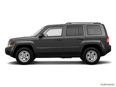 2014 Jeep Patriot Sport SUV 1C4NJPBAXED545513