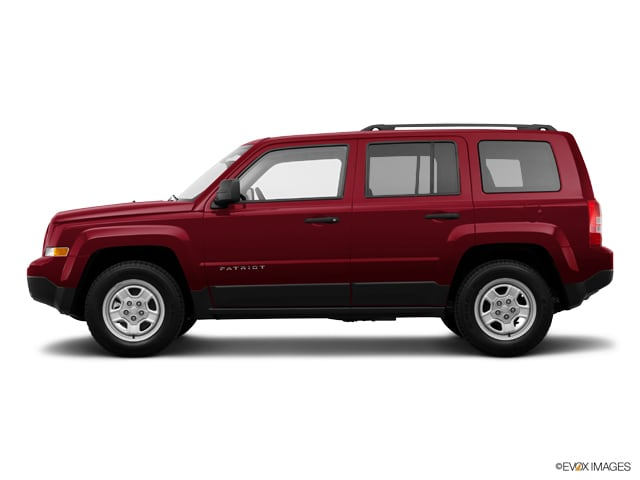 Used 2014 Jeep Patriot Sport FWD SUV In Potsdam, NY