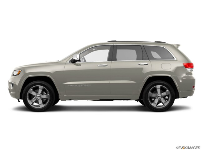 Used 2014 Jeep Grand Cherokee Overland Sport Utility in Amarillo