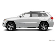 2014 Jeep Grand Cherokee Overland SUV