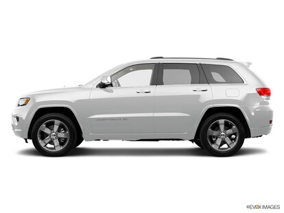 Used 2014 Jeep Grand Cherokee Overland 4x4 For Sale in