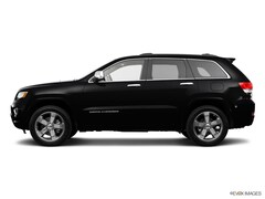 2014 Jeep Grand Cherokee 4WD 4dr Overland Sport Utility