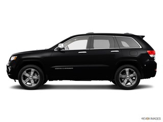 Used 2014 Jeep Grand Cherokee Overland SUV for sale in Irondale