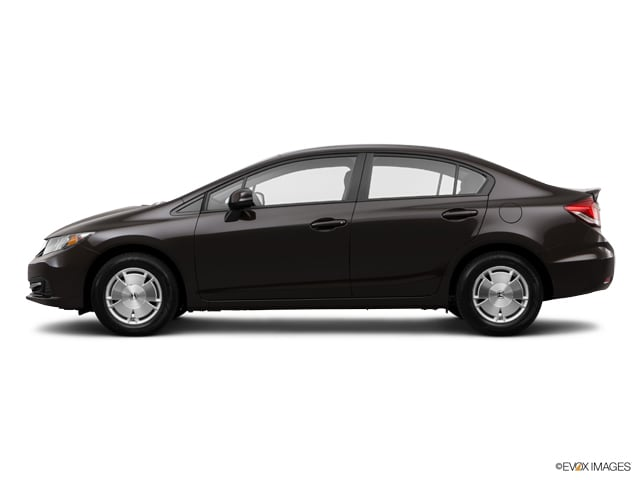 2013 Honda Civic HF Sedan