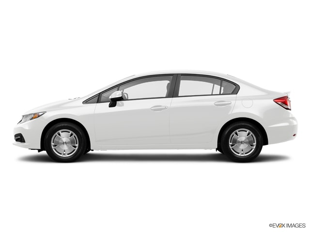 Used 2013 Honda Civic HF Sedan In Commerce Township